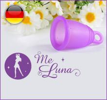Немецкие менструальные чаши MeLuna